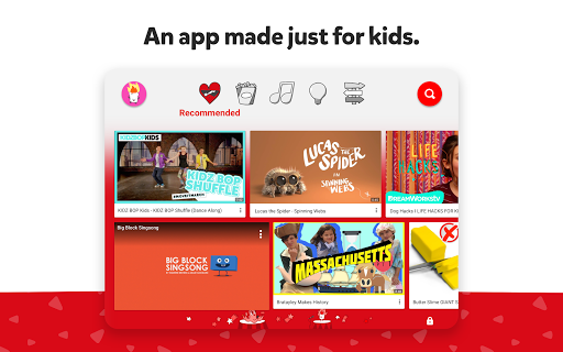 YouTube Kids 6.04.3 screenshots 6