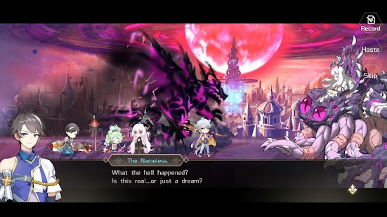 Astral Chronicles Screenshot