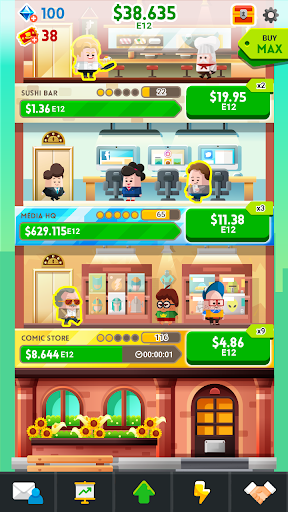 Cash, Inc. Money Clicker Game & Business Adventure 2.3.18.2.0 screenshots 17