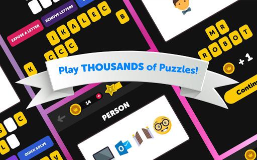 Guess The Emoji - Trivia and Guessing Game! 9.52 screenshots 15