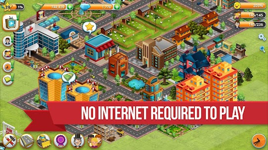 Village City – Island Simulation Apk Download 2021 5
