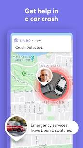 Life360 Mod APK Family- Locator & GPS Tracker (Premium Unlocked) 5