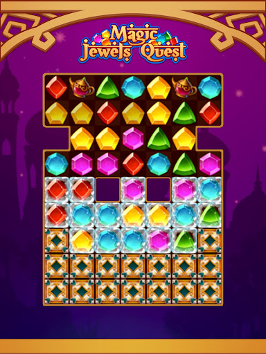Magic Jewel Quest: New Match 3 & Jewel Games 2.0 screenshots 12