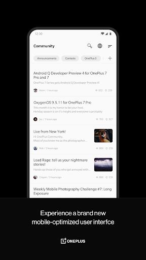 OnePlus Community  screenshots 2