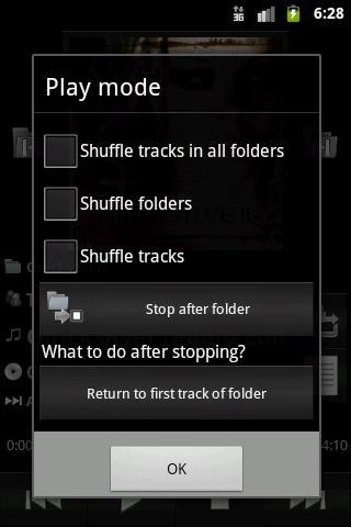 MortPlayer Music  screenshots 6