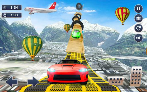 Mega Ramp Car Simulator u2013 Impossible 3D Car Stunts 5.2 Screenshots 13