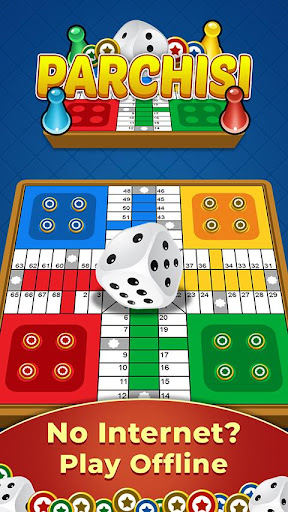 Parchisi Superstar - Parcheesi Dice Board Game 1.5 screenshots 3
