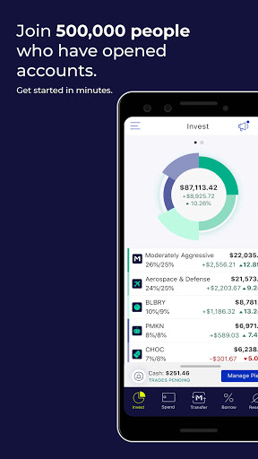 Foto do M1: The Finance Super App