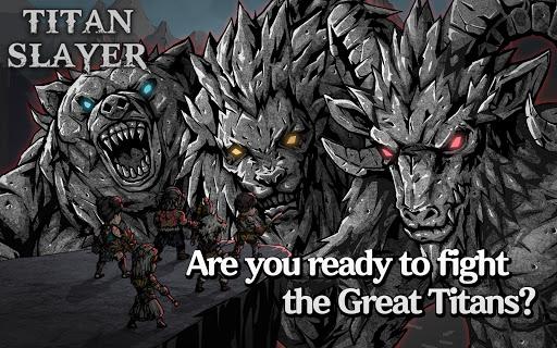 Titan Slayer: Roguelike Strategy Card Game apktram screenshots 18