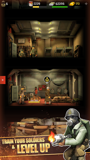 Last War: Shelter Heroes. Survival game android2mod screenshots 4