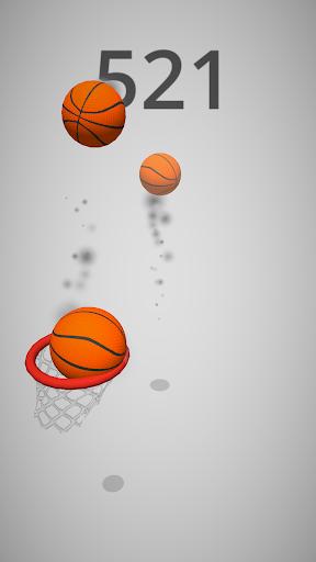 Dunk Hoop apktreat screenshots 2