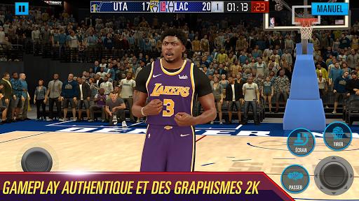 Code Triche NBA 2K Mobile Basketball (Astuce) APK MOD screenshots 1