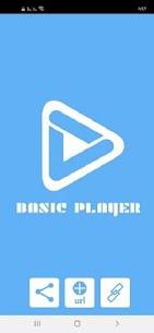 BASIC PLAYER 1
