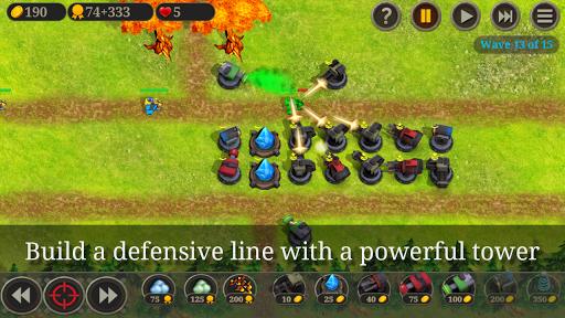 Sultan of Tower Defense apktreat screenshots 2