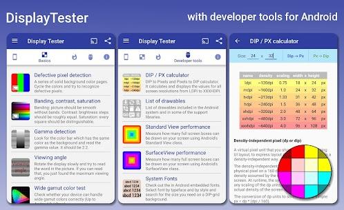 Display Tester 4.40 MOD APK [ PRO UNLOCKED] 3