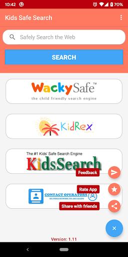 Kids Safe Search 1.22 Screenshots 6