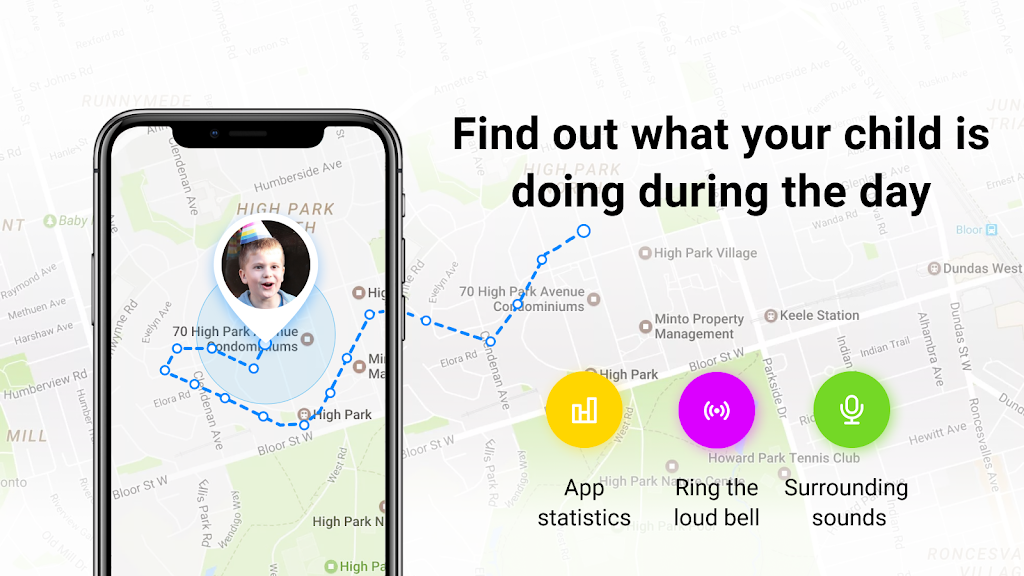 Find My Kids: Child Cell Phone Location Tracker  poster 0
