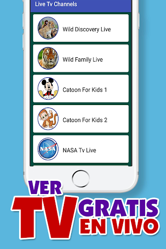 Foto do Watch Free Live TV All HD Guide Channels