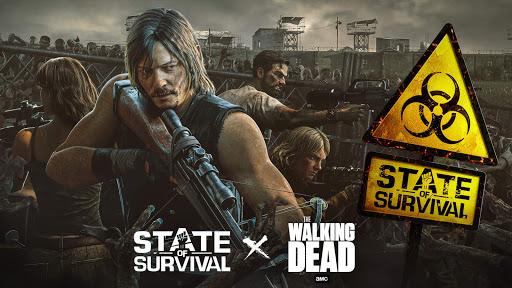 Télécharger State of Survival: The Walking Dead Collaboration APK MOD (Astuce) screenshots 1