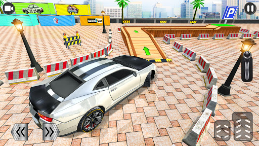 Modern Car Parking Drive 3D Game - Free Games 2020 android2mod screenshots 1