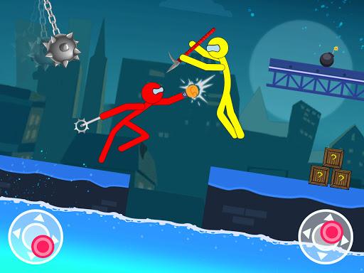 Stick Fighter: Stickman Games  screenshots 2