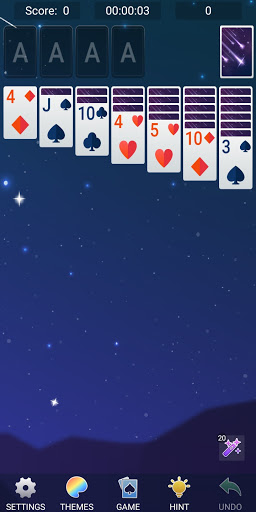 Solitaire Card Games Free 1.0 screenshots 8