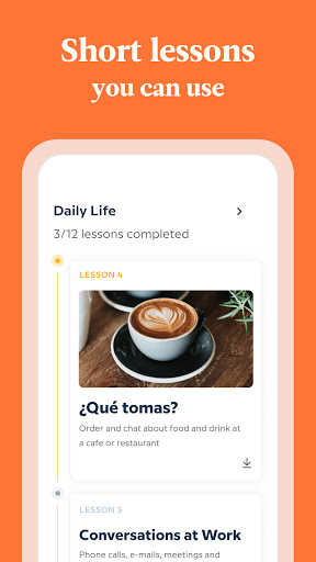 Babbel - Learn Languages - Spanish, French & More 20.63.0 screenshots 3