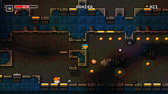 Meganoid(2017) Screenshot