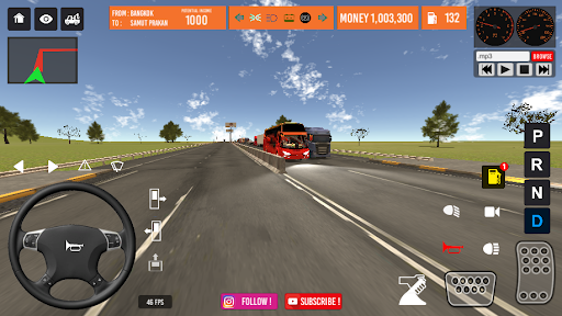 Thailand Bus Simulator 2.3 screenshots 4