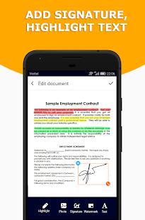 PDF Scanner Pro - Scan PDF - Scan Document To PDF