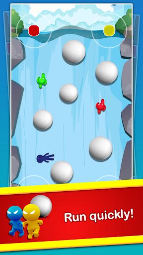 Stickman Cartoon Survival : 1 - 4 Players screenshots 7