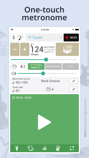 Tuner & Metronome apktram screenshots 5