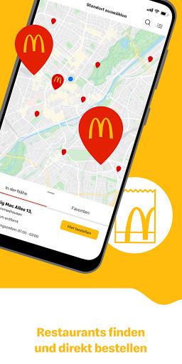 McDonaldu2019s Deutschland - Coupons & Aktionen screenshots 3