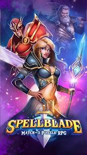 Spellblade: Match-3 MOD (Gold) 5