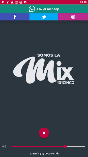 La Mix 101.5 screenshot 5