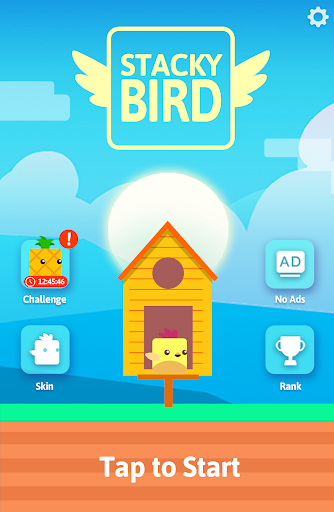Stacky Bird: Hyper Casual Flying Birdie Game 1.0.1.26 screenshots 15