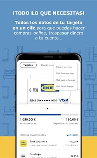 IKEA VISA Screenshot