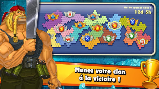 Jungle Heat: War of Clans APK MOD (Astuce) screenshots 1