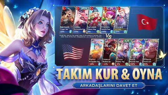 Mobile Legends Hileli Apk Güncel 2021** 4