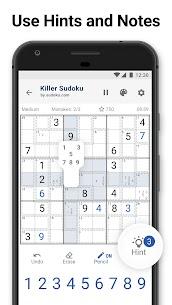 Killer Sudoku by Sudoku.com – Free Number Puzzle 7