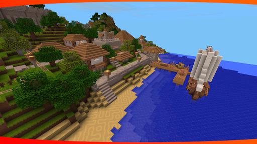 Amazing LokiCraft 3 - Crafting Building  screenshots 2