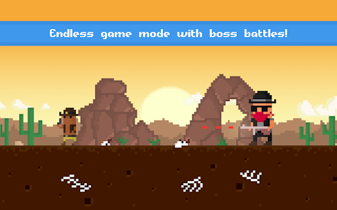 Cowboy Standoff Duel – PvP Arcade Shooter Online Hack Android & iOS 2