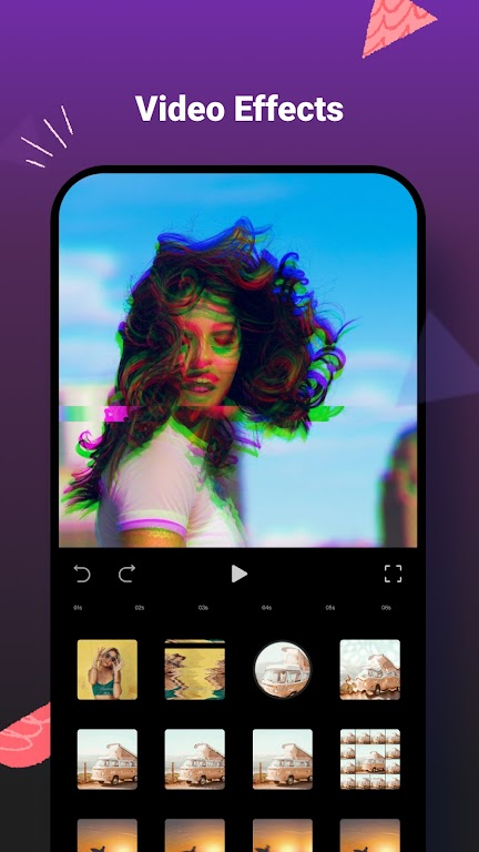FilmoraGo Pro MOD APK 6.2.0 (Pro Unlocked) - Video Editor, Video Maker For YouTube poster 2