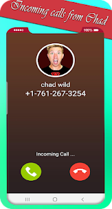 video call and chat simulation from Chad game 8