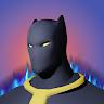 Grand Flying Panther Superhero City Mafia game apk icon