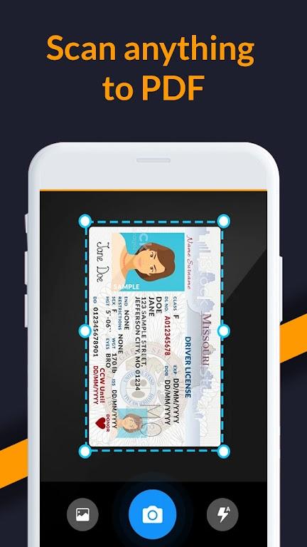 SoftScanner - Document Scanner & PDF Scanner App  poster 2