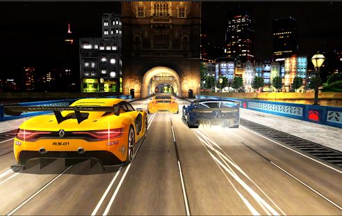 Furious Death Car Race