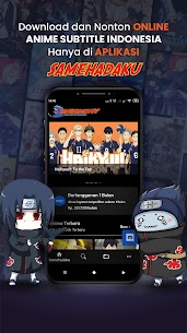 Samehadaku v1.0.8 MOD APK – Streaming dan Download Anime Sub Indo 5