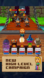 Knights of Pen & Paper 2 Mod Apk 2.7.3 (Unlimited Gold) 4