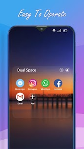 Dual Space pro: Parallel space MOD APK (No Ads) 3